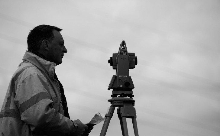 Topographic Survey and GIS analysis