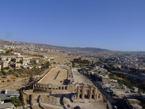 Jerash Circus, Jordan