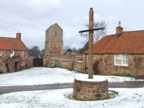 East Lothian Village, Scotland